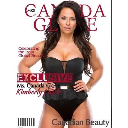 Mrs. Canada Globe 2015
